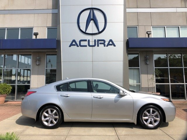 Certified Pre-Owned 2014 Acura TL with Technology Package