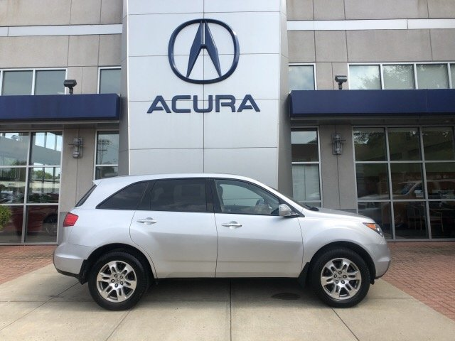 Pre Owned 2009 Acura Mdx Tech Pkg