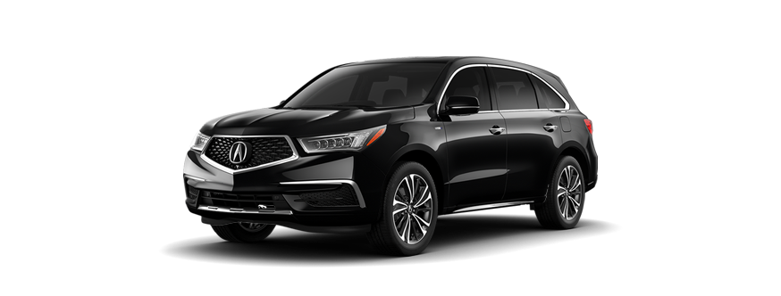 New 2020 Acura MDX Sport Hybrid SH-AWD with Technology Package